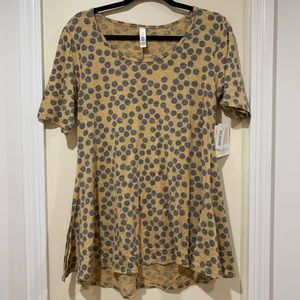 NWT small LuLaRoe Perfect Tee